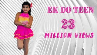 Baaghi 2: Ek Do Teen Song | Jacqueline Fernandez |Dance Cover