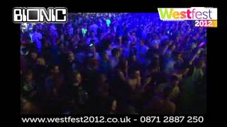 Westfest 2012 Bionic Hardstyle Promo Video