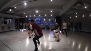 RUN THIS - Angel (feat. Sneakbo) | Geoff Lin Choreography