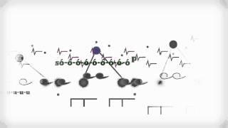Ornatos Violeta - Dia Mau (partitura visual)