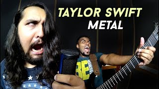Look What You Made Me Do - Taylor Swift Metal Cover