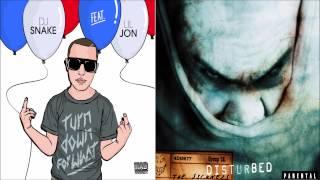 Turn Down the Sickness ft. Disturbed and L'il Jon