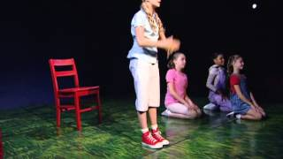 Samantha An American Girl Holiday Imagne   AG Place Live Show: Imagine (Bonus Feature)