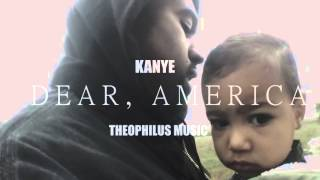 """Kanye ft. Chance The Rapper Type Beat - """"Dear, America"""" (Prod. by Theophilus)"""