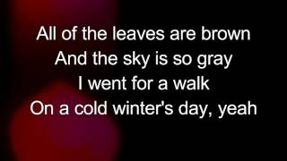 California Dreamin' - Queen Latifah (lyrics)