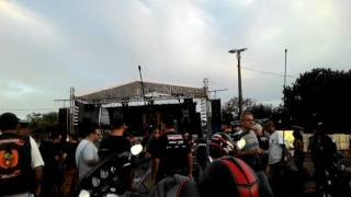 Motor Rock 2017 - ZZ top La Grange Cover
