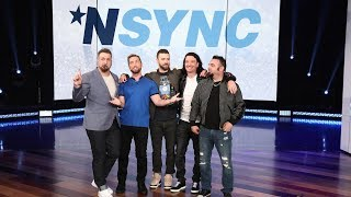 *NSYNC Makes a Surprise Appearance width=