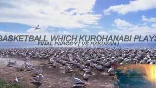 KUROKO NO BASUKE OPENING 3 SEASON 3 PARODY INDONESIA - KUROHANABI39