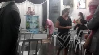 Igreja IPDA Deus é Amor Irmã Célia Jardim Vargem Grande corinho dias de Noé
