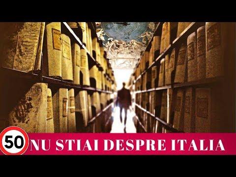 Lucruri Mai Putin Stiute Despre Italia