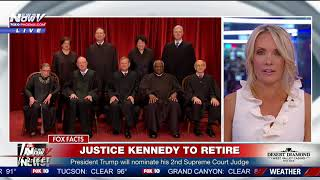 BREAKING: Justice Anthony Kennedy To Retire - President Trump To Make 2nd Nomination