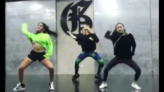 Andrea at AC Dance Showdown! Grabe hataw talaga sa Gforce Dance Hall!