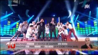 The rhythm of the night- Twem ( X Factor France)