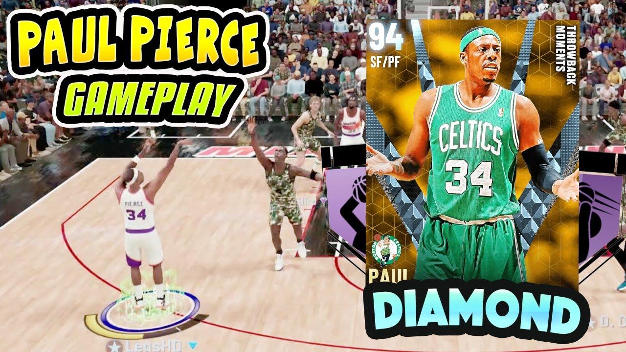 LegsHD - DIAMOND PAUL PIERCE GOT SOME CHEESY ANIMATIONS!! GREEN LIGHT LEANERS FOR DAYS!! NBA 2K21 MYTEAM