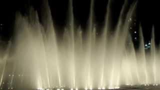 DSF 2013 BURJ WATER FOUNTAIN- 1080p [UNCUT]
