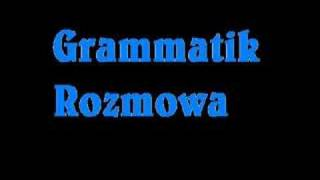 Gramatik Rozmowa