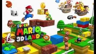 Super Mario 3D Land - Special World 8 (Sega Genesis Remix)