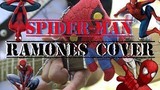 Ramones - Spider-Man (cover guitarra) - Al Son Del Cover