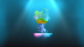 Smoke Water Logo Intro  FREE DOWNLOAD AFTER EFFECT PROJECT