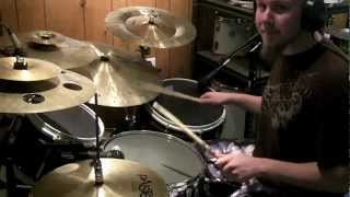 Complicated Blast Beat Drumming Lesson