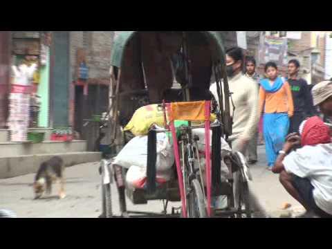 20091024080809ตรอกในกาฐมาณฑุ เนปาล Kathmandu Nepal