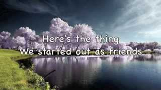 Since U Been Gone-Pitch Perfect Lyrics