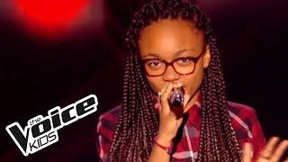 The Voice Kids 2015 | Naomie - Paris-Seychelles (Julien Doré) | Blind Audition