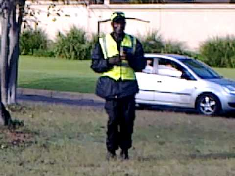 South African Security getting ready for the World Cup