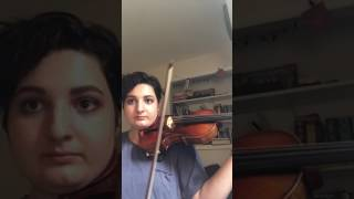 Violin Cover The Arena by Lindsey Stirling