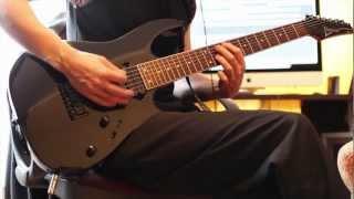 Korn - A.D.I.D.A.S. (guitar cover)