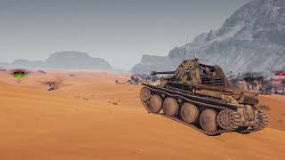 Cinematc Replays │World of Tanks  │Marder 38T