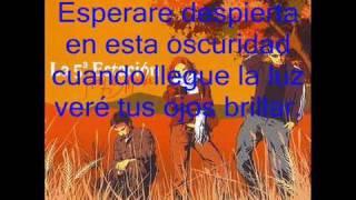 Esperare Despierta-La Quinta Estacion Con Letra