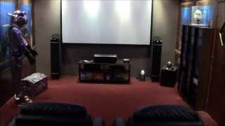 Home Theater ou cinema em casa