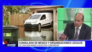El cónsul de México Horacio Saavedra nos habla de servicios para sus connacionales