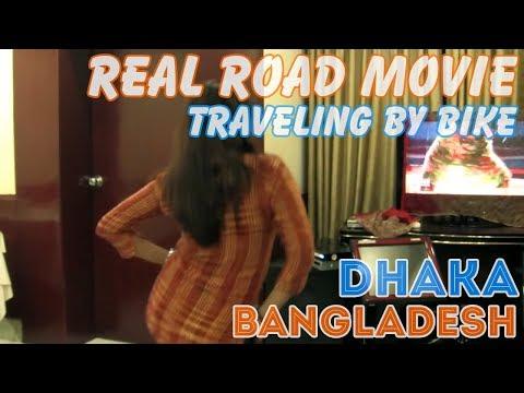 Bicycle Travel [Real Road Movie] Episode 38: Dhaka, Bangladesh (Eng Sub)