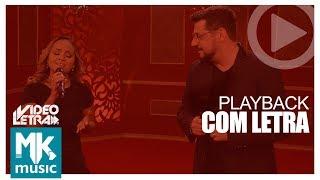 Deixar a Lágrima Rolar - Bruna Karla e Emerson Pinheiro - PLAYBACK COM LETRA