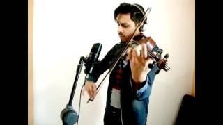 """""""Flor e o Beija Flor""""- Henrique e Juliano part.Marília Mendonça by Douglas Mendes (Violin Cover)"""