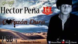 Corazon Duro - Hector Peña (Estudio 2014) (Banda)