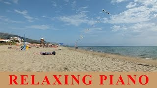 Relaxing Piano Music - Sea Sounds, Meditation, Relaxation, Sleep, Study - Maurizio Lucchetti
