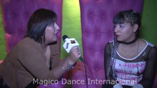 Rocio Quiroz hablando de sus temas nuevos