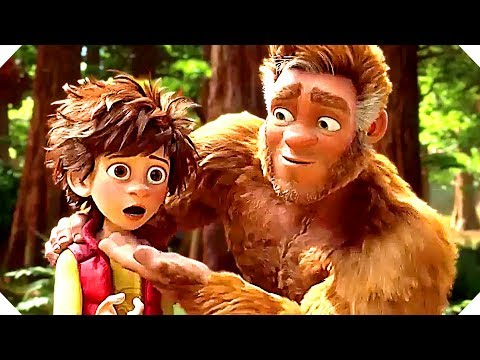 THE SON OF BIGFOOT International TRAILER