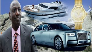 11 EXPENSIVE THINGS OWNED BY WILLIAM RUTO