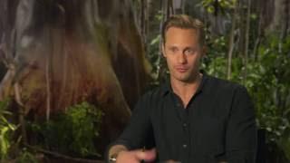 "The Legend of Tarzan ""Tarzan"" Official Interview - Alexander Skarsgard"