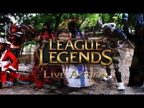 League Of Legends - Live Action