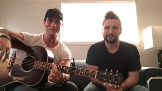 Dan + Shay - Burning House (Cam Cover)