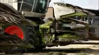 Claas Jaguar 980 Official Video Remix 2011 Disturbed