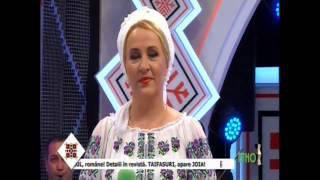 Nina Predescu - Fire-ai tu nană de hoț (Etno TV)
