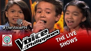 """Ayokong Tumanda/ Taralets"" by JK, Darlene and Lyca (Season 2)"
