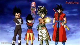 Super Dragon Ball Heroes 3 [Full English Dub]