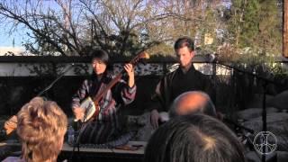 Tsugaru Shamisen & Minyo @ Yume Gardens
